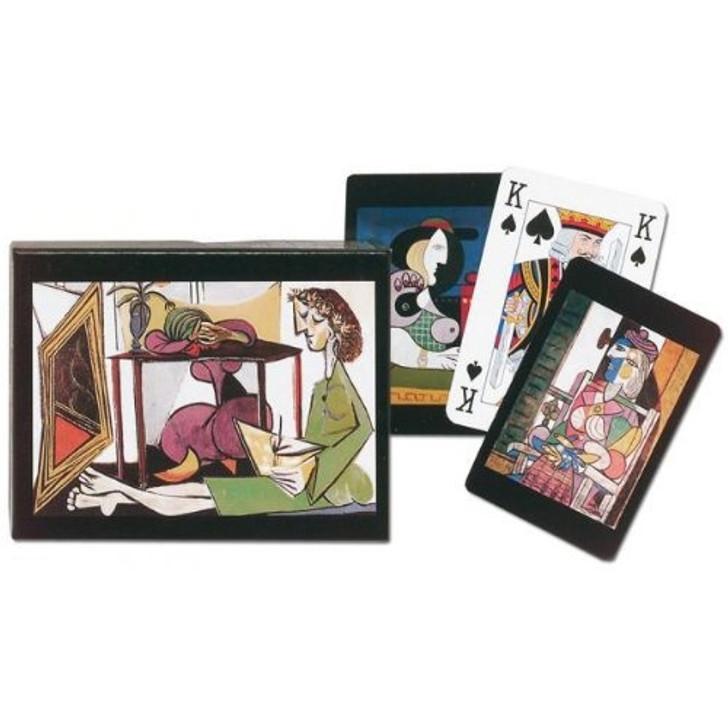 Pablo Picasso Deux Femmes Playing Cards Double Deck
