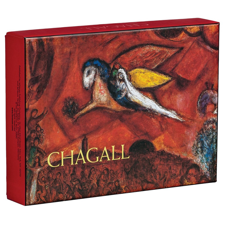 Marc Chagall Boxed Notecards