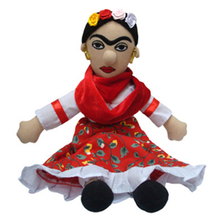 Little Thinker Doll Frida Kahlo