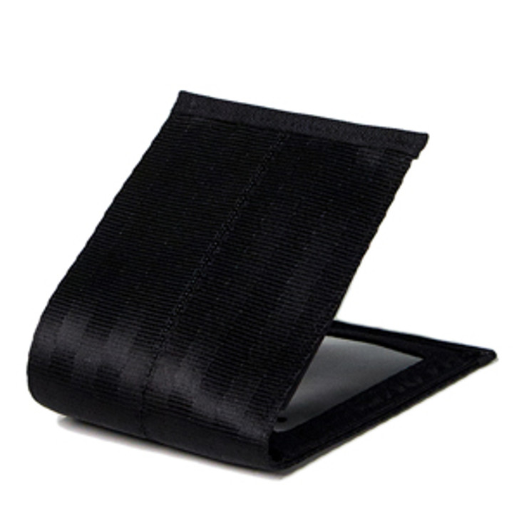 Harveys Seatbelt Billfold Black