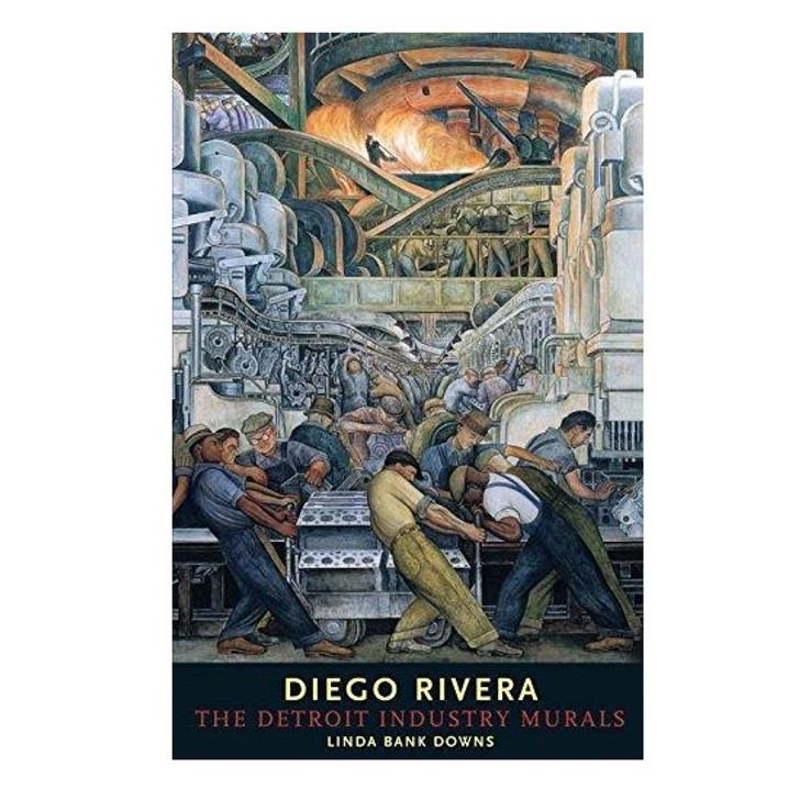 Diego Rivera: The Detroit Industry Murals Softcover