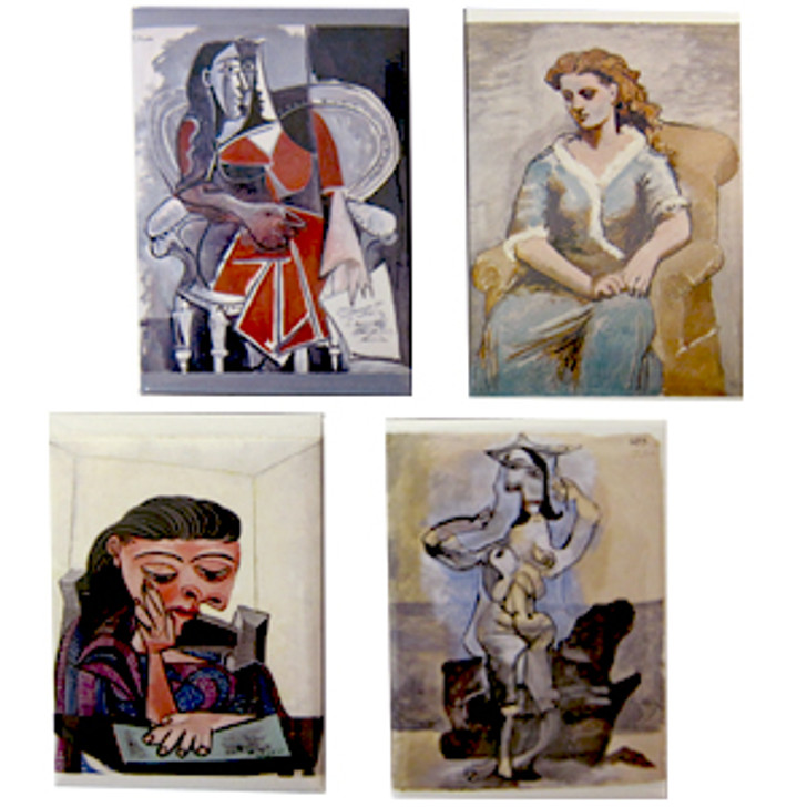 Picasso Magnets: Set of 4