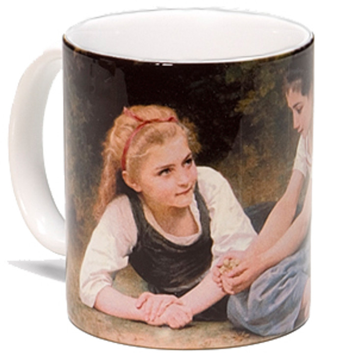 The Nut Gatherers Coffee Mug