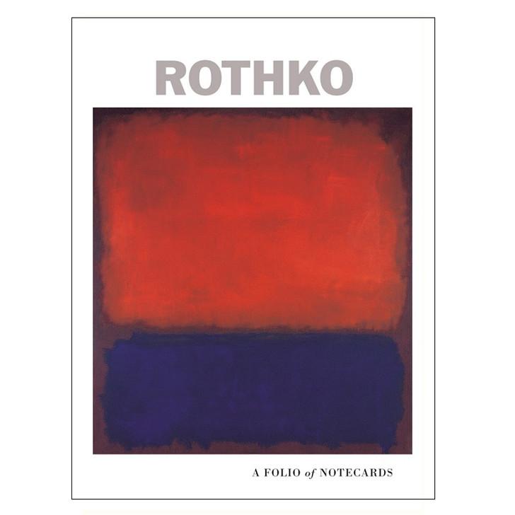 Rothko Notecard Folio