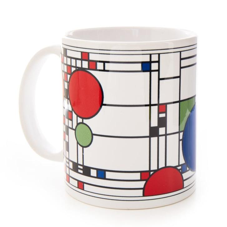 Frank Lloyd Coonley Playhouse Mug