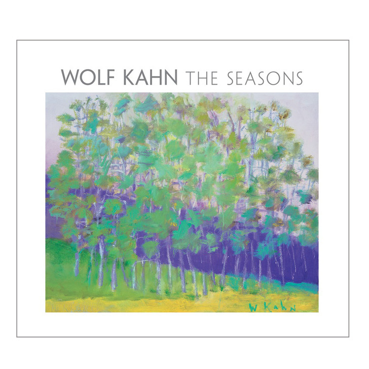 Wolf Kahn The Seasons Boxed Notecards