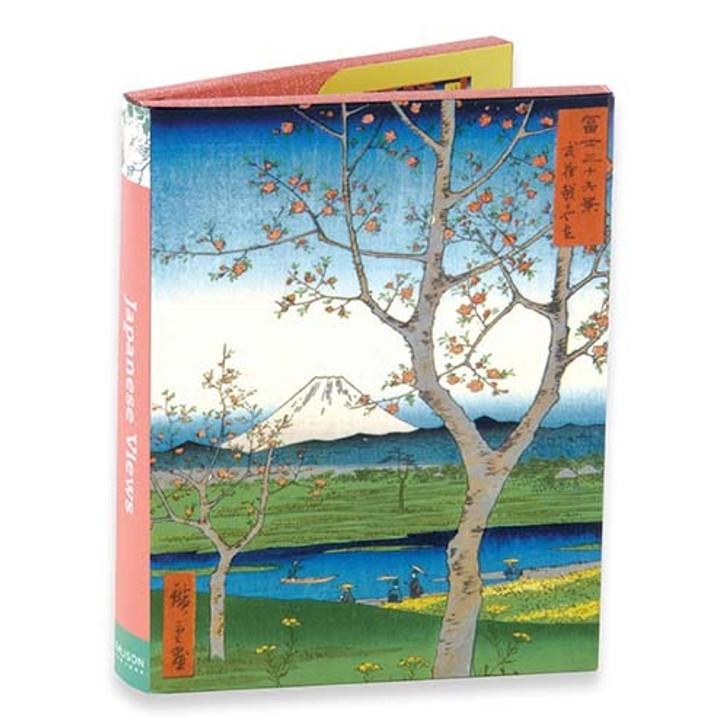 Japanese Views Notecard Folio
