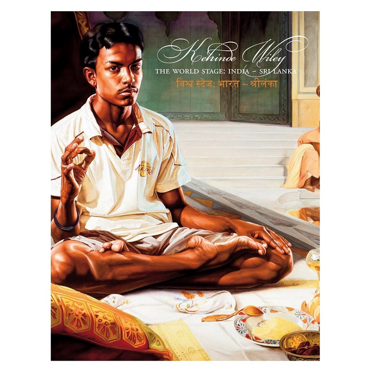 Kehinde Wiley: The World Stage - India and Sri Lanka