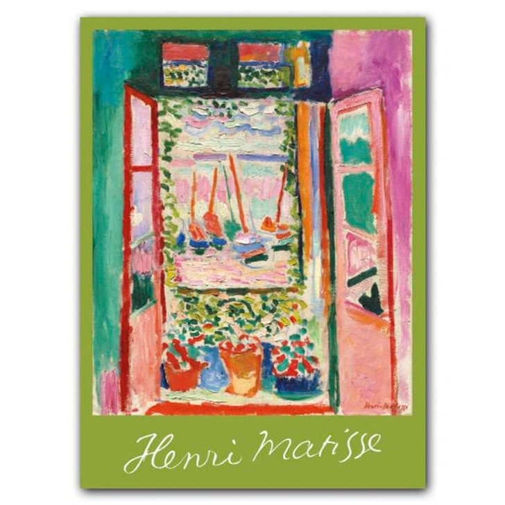 Henri Matisse Boxed Notecards