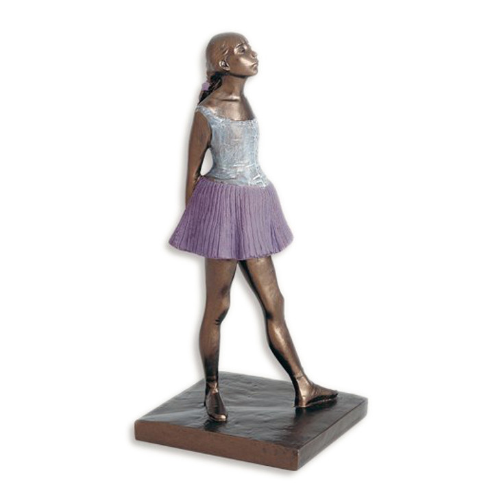 Dancer Aged Fourteen Sculpture by Degas Small