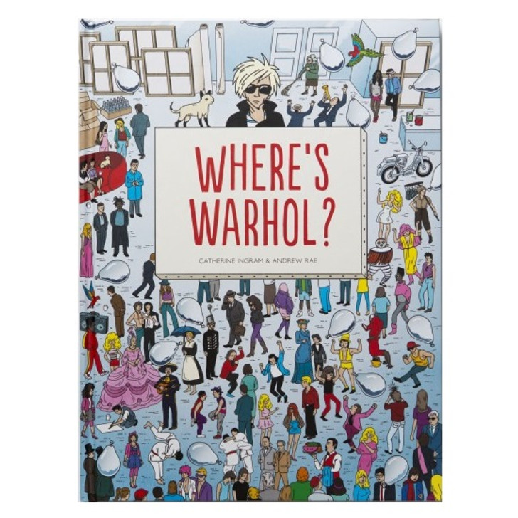Where's Warhol? Finding Book