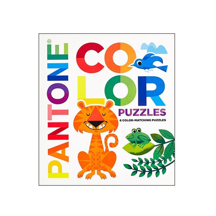 Pantone Color Puzzles Board Book
