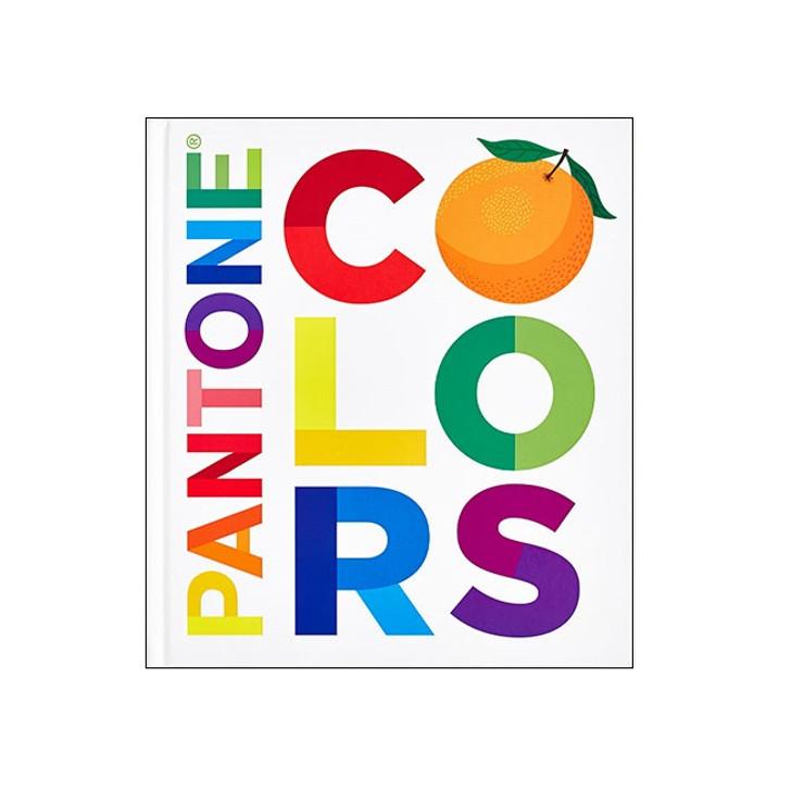 Pantone Colors Board Book