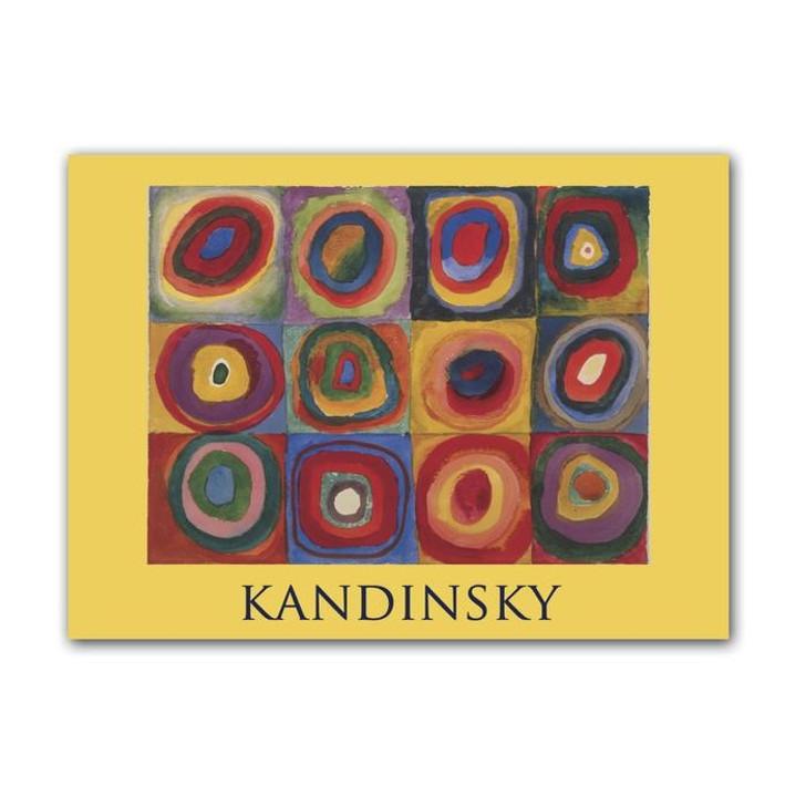 Vasily Kandinsky Boxed Notecards