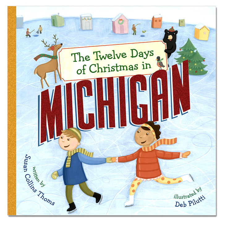 The Twelve Days of Christmas in Michigan