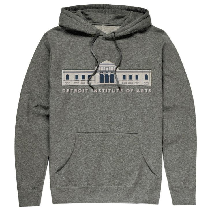 DIA Building Hooded Pullover Sweatshirt