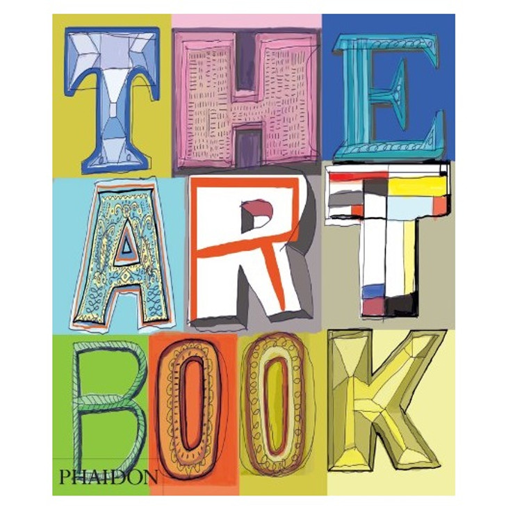 The Art Book New Edition Full Sized