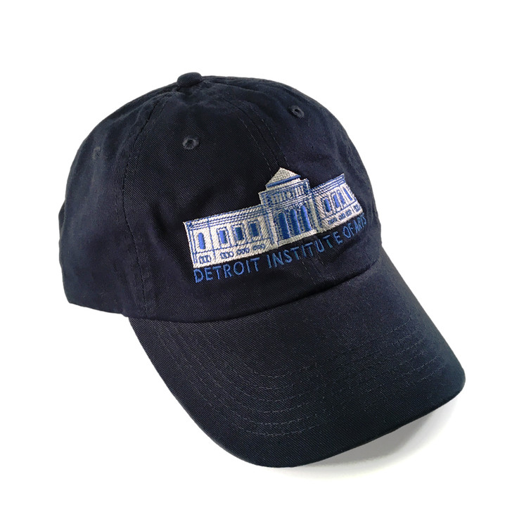 Detroit Institute of Arts Cap in Navy