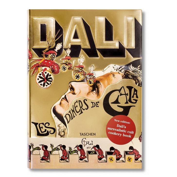 Dali: Les Diners de Gala (Dinner Menus)