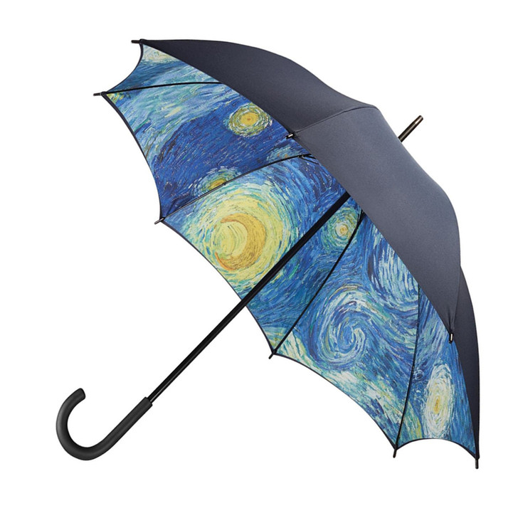 Van Gogh Starry Night Full Sized Umbrella