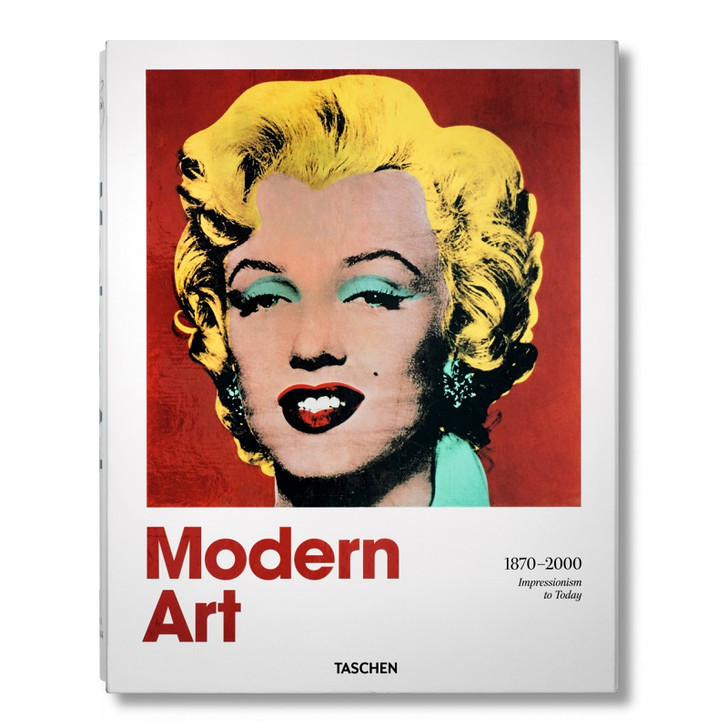 Modern Art 1870-2000 Impressionism to Today