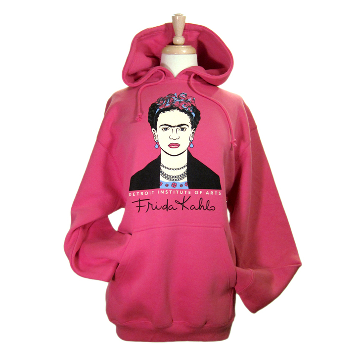 DIA Frida Kahlo Hooded Sweatshirt