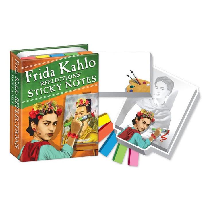 Frida Kahlo Reflections Sticky Notes Booklet