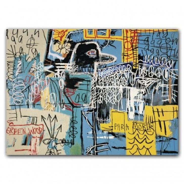 Basquiat Fliptop Boxed Notecards