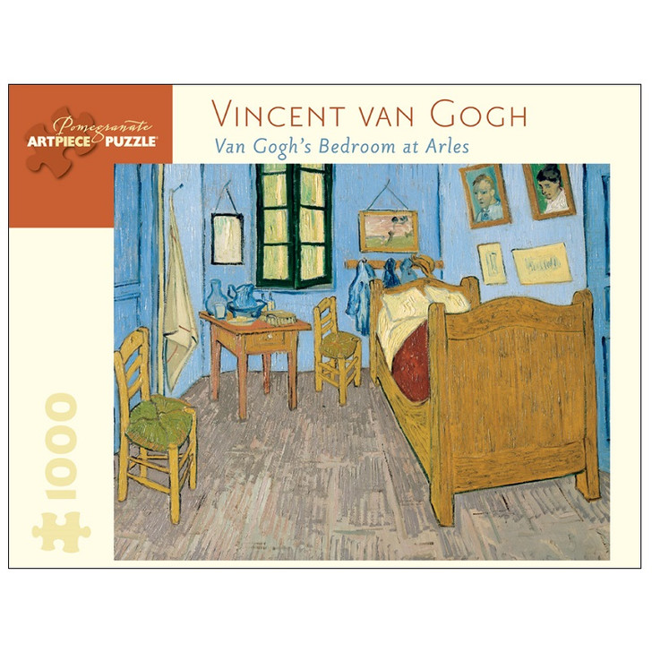 Van Gogh's Bedroom at Arles Puzzle