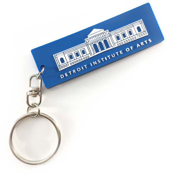 DIA Building Flexi Key Chain