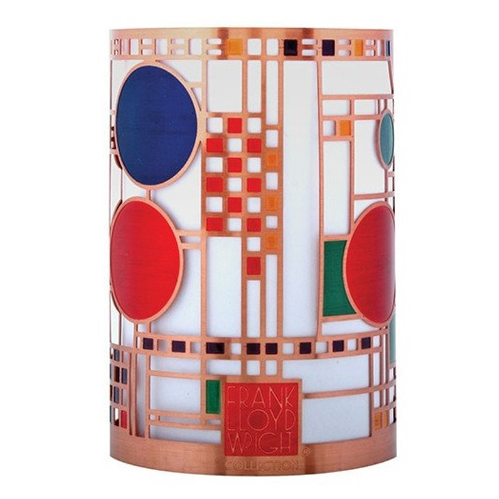 Frank Lloyd Wright Coonley Playhouse Votive Holder