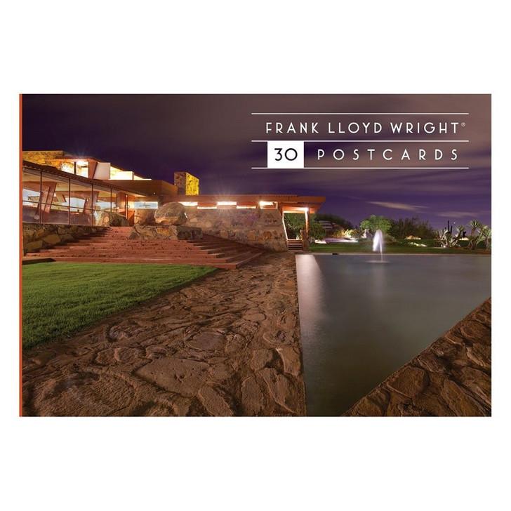 Frank Lloyd Wright Postcard Book