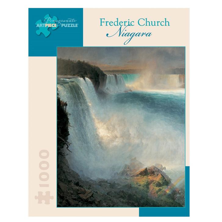 Frederic Church: Niagara Puzzle