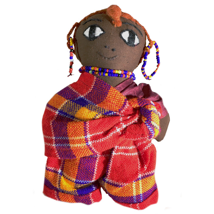 Maasai Doll Small