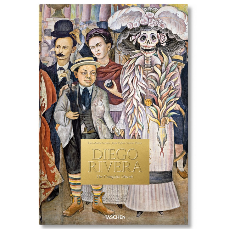 Diego Rivera: The Complete Murals