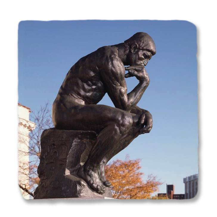 Rodin's The Thinker Coaster