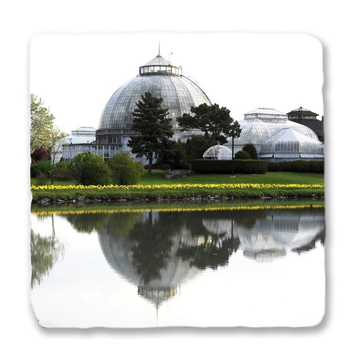 Belle Isle Conservatory Coaster