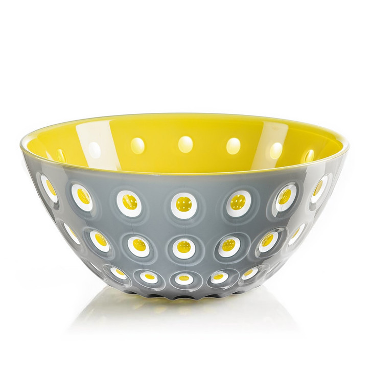 Le Murrine Bowl Gray/White/Yellow