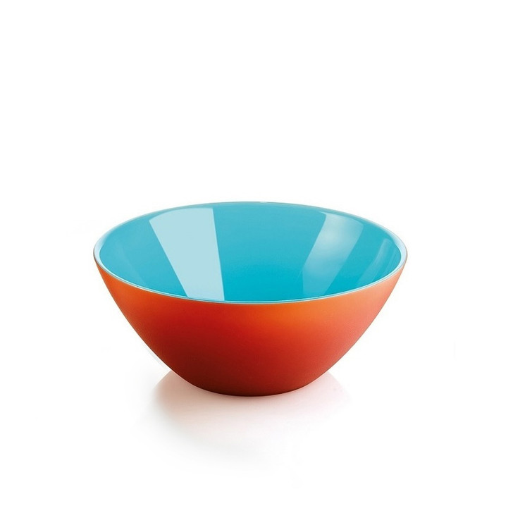 My Fusion Small Bowl Turquoise/Orange