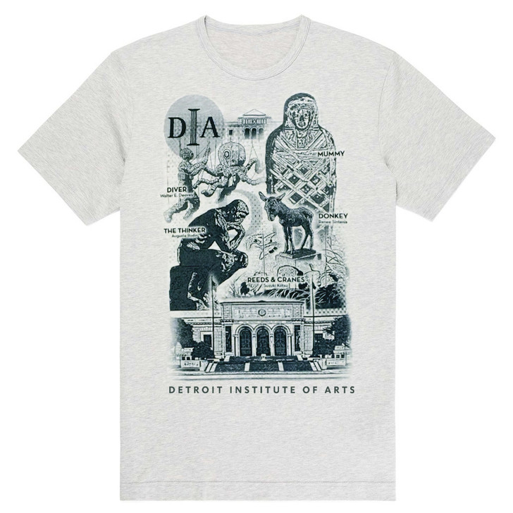 DIA Collage T-Shirt