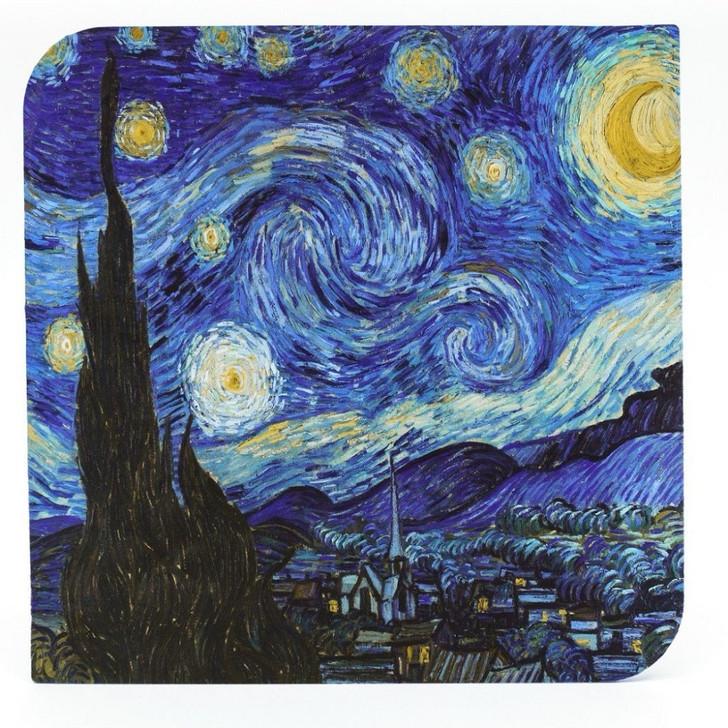 The Starry Night, Van Gogh Trivet