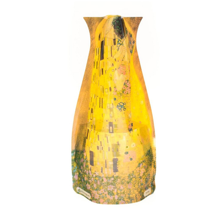 The Kiss, Klimt Expand Vase
