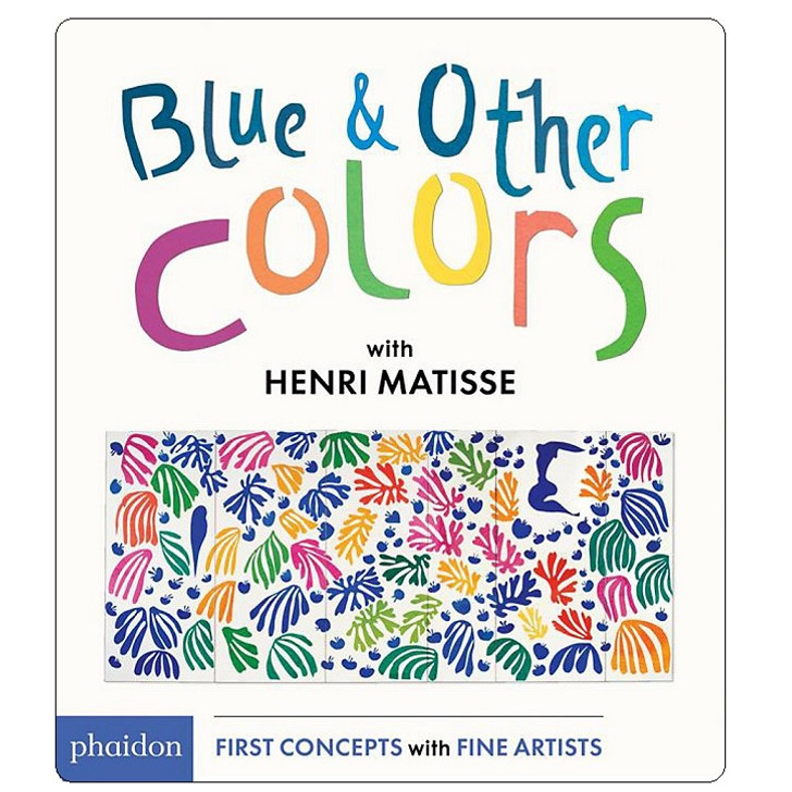 Blue and Other Colors with Henri Matisse