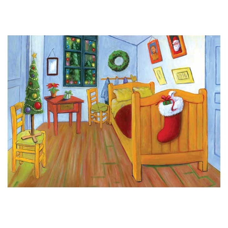 Van Gogh Christmas Boxed Holiday Cards