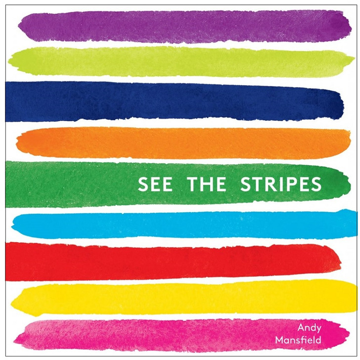 See the Stripes Popup Book