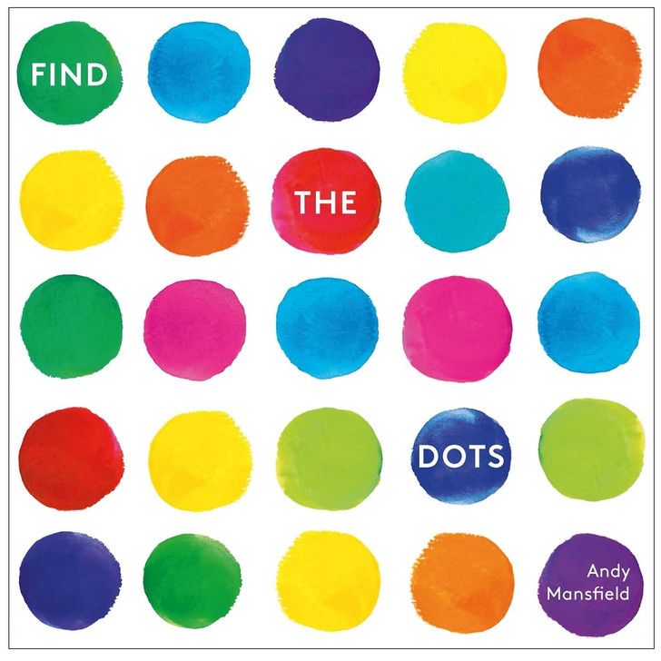 Find the Dots Popup Book