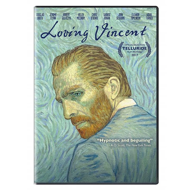 DVD Loving Vincent