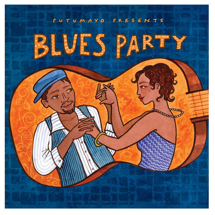 Blues Party CD