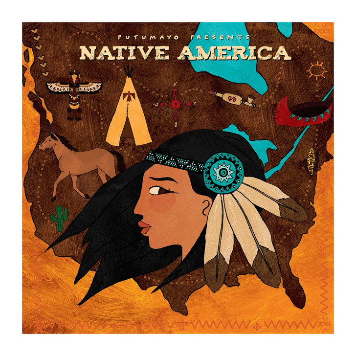 Native America CD