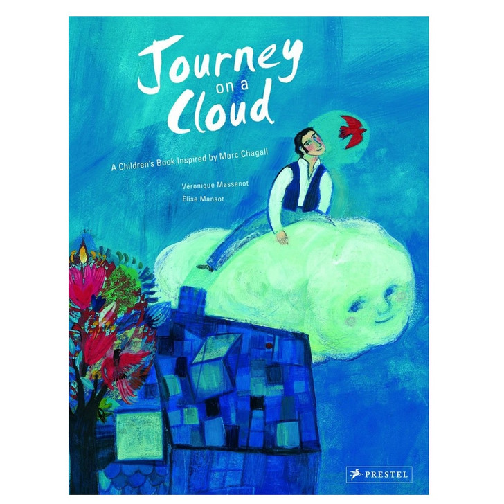 Journey on a Cloud Inspired by Chagall